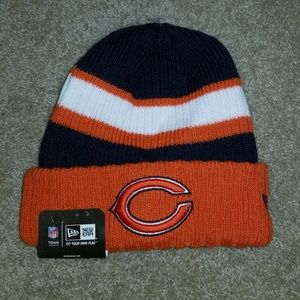 Chicago Bears Knit Beanie